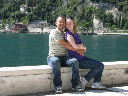 Nós no Lago di Garda