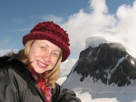No Glacier Paradise, a 3.883 metros!