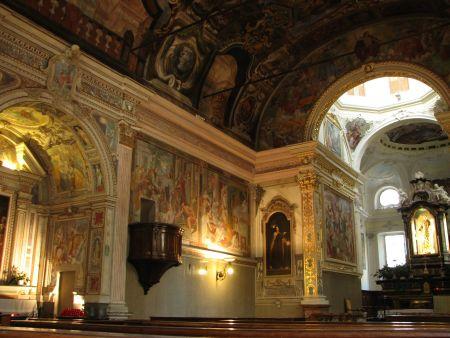 Igreja de San Rocco. Linda!