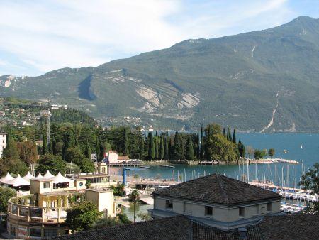 Vista de Riva Del Garda